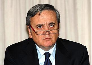 IL MINISTRO MAURIZIO SACCONI