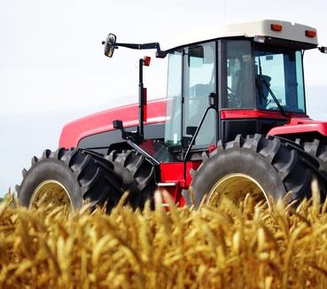 controllo e manutenzione macchina agricola