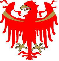 stemma della provincia di bolzano