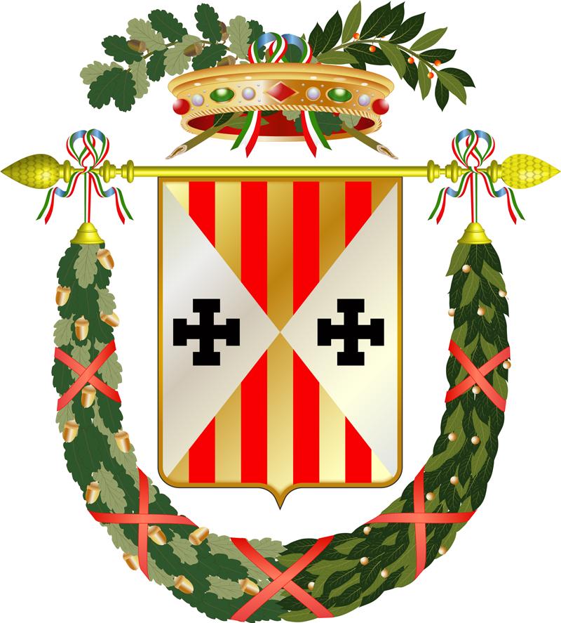 stemma della provincia di catanzaro