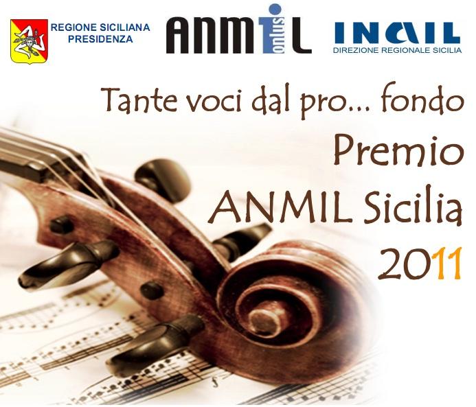 concorso ANMIL Sicilia