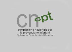 commissione nazionale prevenzione infortuni igiene e ambiente di lavoro