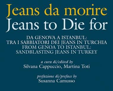 libro sulla silicosi nella sabbiatura del jeans