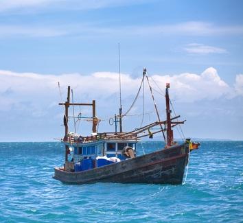manutenzione sicura pescherecci