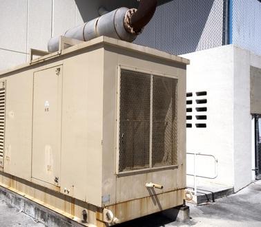 generatore motore a scoppio accoppiato macchina elettrica