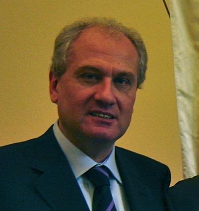 Paolo Pascucci Presidente della Commissione tecnico-scientifica Olympus