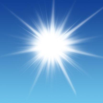 esposizione ai raggi solari