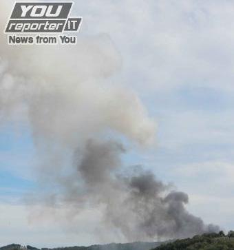 Esplosione fabbrica fuochi artificio Arpino