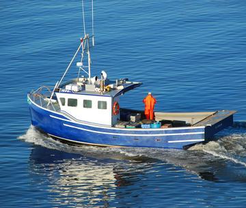 Sicurezza pescherecci