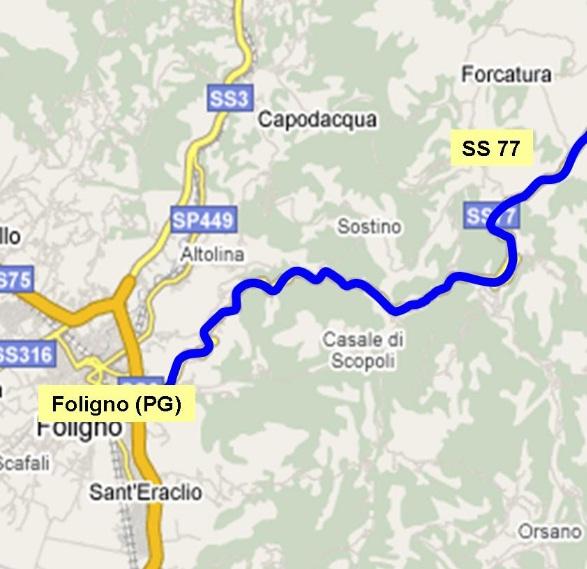 Quadrilatero Marche Umbria