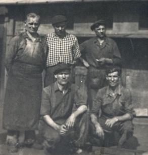 Tutela lavoratori anni '50