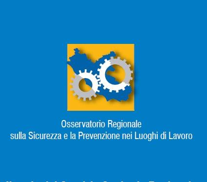 Osservatorio regionale sicurezza e prevenzione luoghi di lavoro