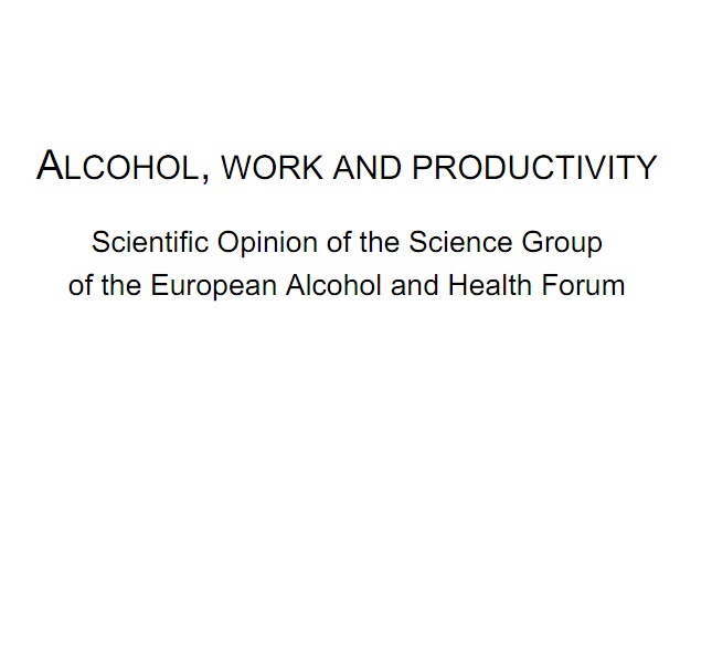 Ricerca forum europe alcol