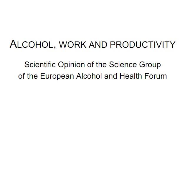 Ricerca forum europe alcol