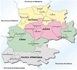 Territorio Provincia di Enna