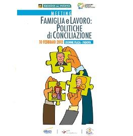Politiche della conciliazione Veneto
