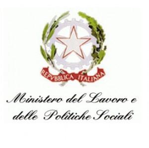 Ministero alvoro e politiche sociali