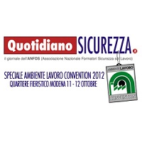 Quotidiano Sicurezza Ambiente Lavoro Convention