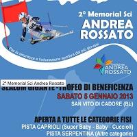 2° Memorial Andrea Rossato