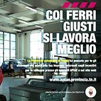 Campagna Provincia di Trento
