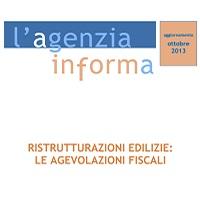 guida alle agevolazioni fiscali per le ristrutturazioni
