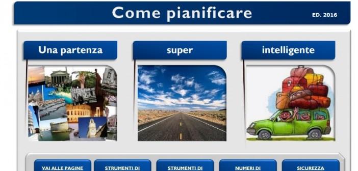 Esodo agosto 2016, sicurezza stradale, treni, decalogo, piano Viabilità Italia