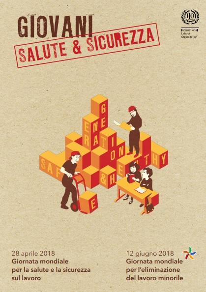 Giovani, salute e sicurezza, 28 aprile Giornata mondiale sicurezza sul lavoro