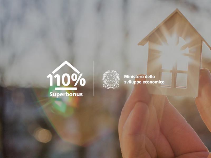 Superbonus 110%, operativi i decreti ministeriali