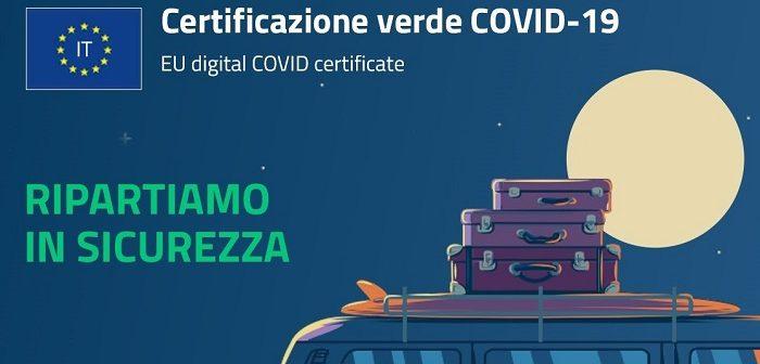 Certificazione Verde Covid, Dpcm 17 giugno in GU, la piattaforma